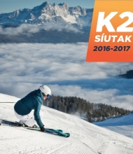 We published the new K2 Winter Programs for the 2016/17 season
